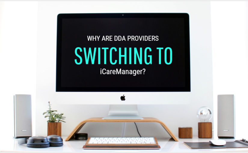 Best DDA and i/DD Software | iCareManger