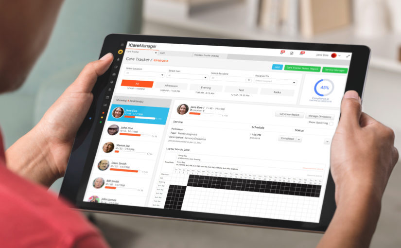 eMAR For Assisted Living Care Tracker | iCareManger